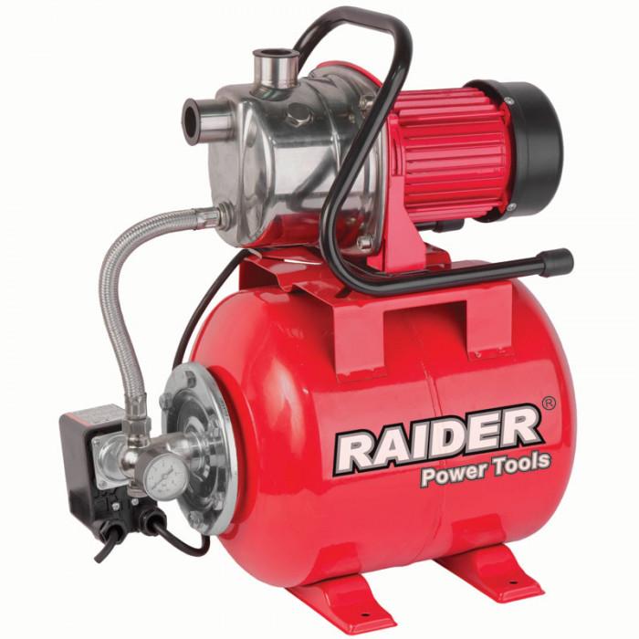 Хидрофор Raider RD-WP1200 / 1200W 64л/мин