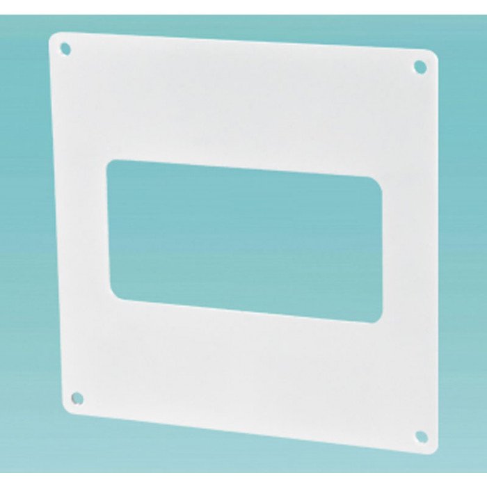 Конектор за стена Vents 55 / 56х111 / 154x2x154мм