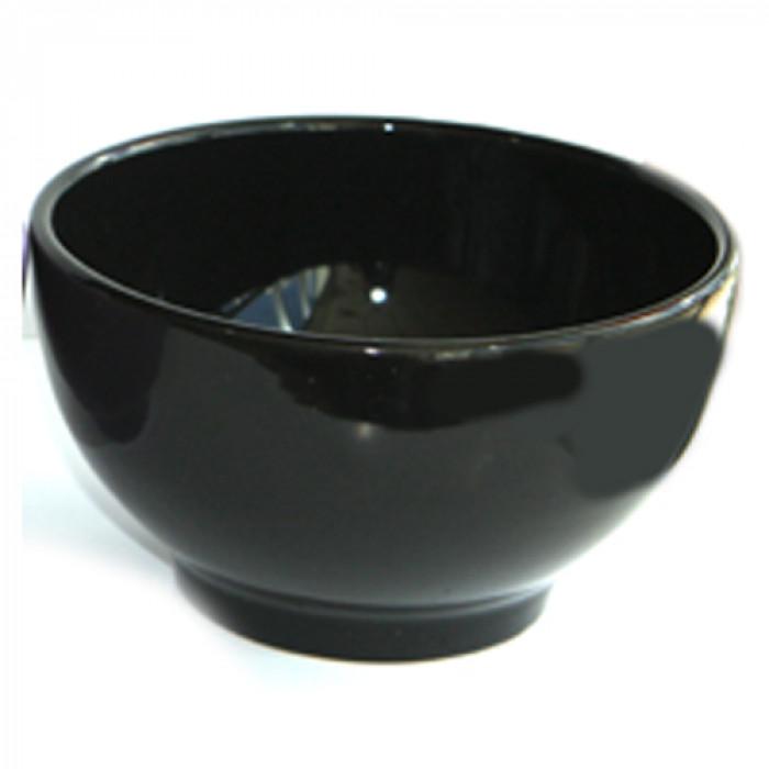 Купа керамична  15см черна 600ml