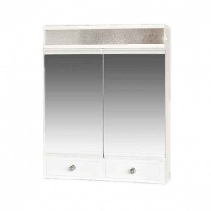 Горен малък PVC шкаф Makena №10