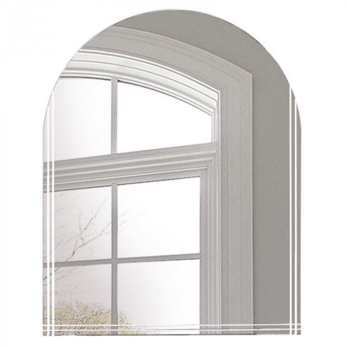 Огледало за баня Макена Нарцис 48х60см