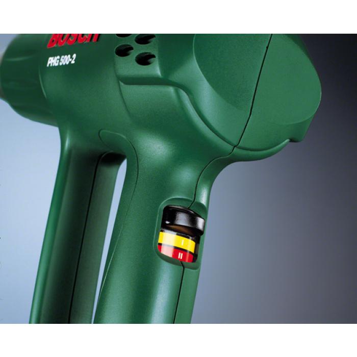Пистолет за горещ въздух Bosch PHG 500-2 1600W