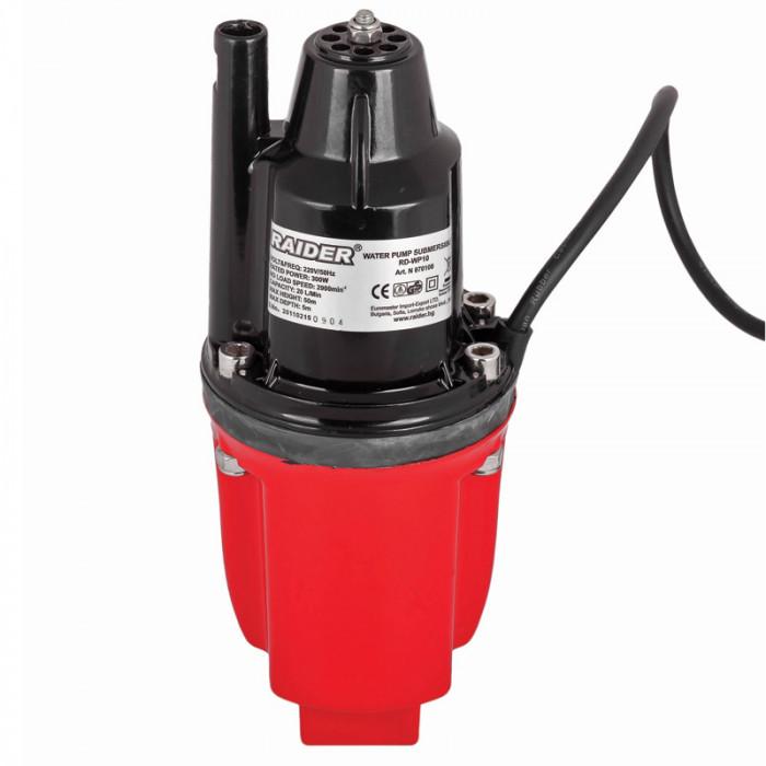 Потопяема водна помпа за чиста вода Raider RD-WP18 / 300W