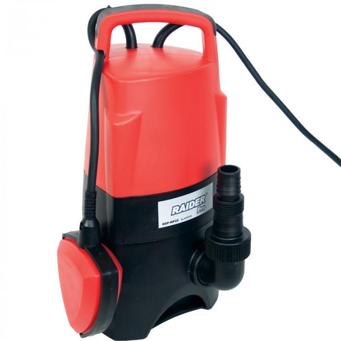Потопяема водна помпа Raider RD-WP25 / 750W