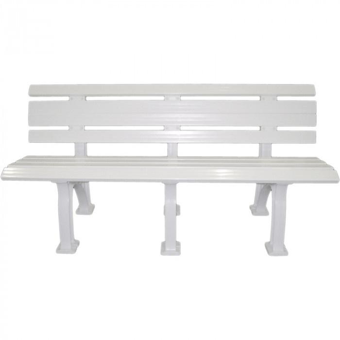 Градинска PVC пейка 150x70x240см