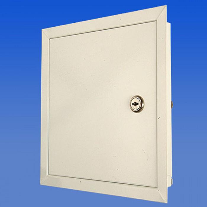 Метална ревизия / вратичка с ключ RLMA 3040 / 300х400мм