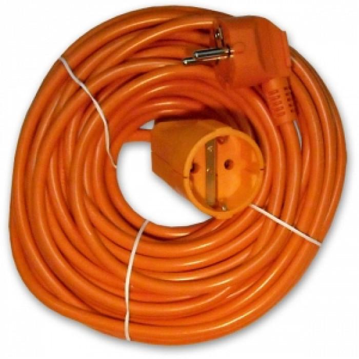 Удължител оранжев 15м 3Х1мм2