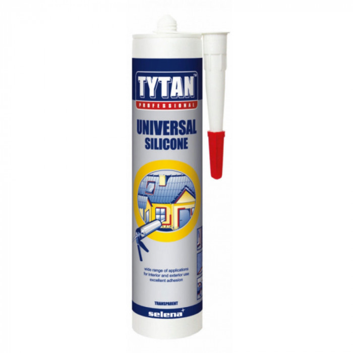 Универсален силикон Tytan Professional бял 280мл