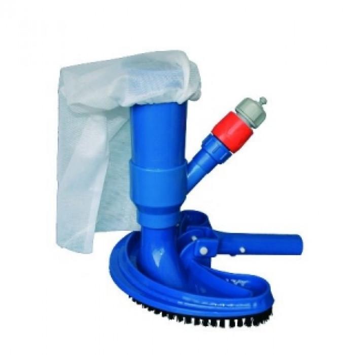 Вакуумна глава за почистване дъното на басейн с картушен филтър Pool Expert