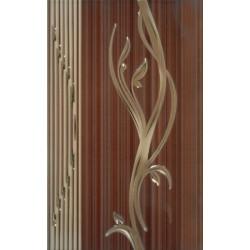 Стенни декоративни плочки 250 x 400 Сорел кафяви