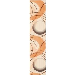 Плочки за стенна декорация / фриз 65x300 Осака нова оранжеви