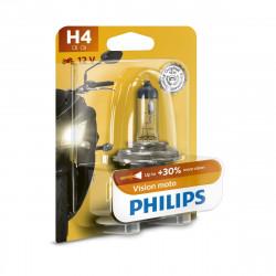 Халогенна крушка H4 Philips Premium +30% 12V