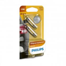 Сигнални крушки Philips 12V C5W 5.0W блистер