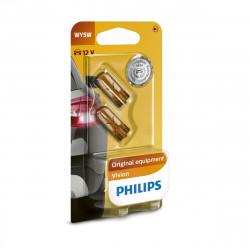 Сигнални крушки Philips 12V WY5W блистер