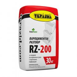 Разтвор за тухлени зидарии Теразид RZ-200 / 30 кг