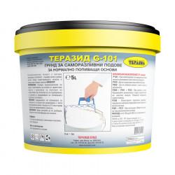 Грунд за саморазливни подове Теразид G-101 / 5кг