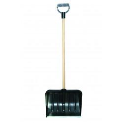 Гребло / лопата за сняг с метална лайсна45см