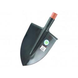Права лопата без дръжка 300x230мм