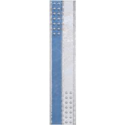 Плочки за стенна декорация / фриз Кора комфорт сини 50x250мм