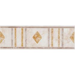 Плочки за стенна декорация / фриз 70 x 250 Каскада комфорт бежови
