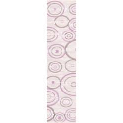 Плочки за стенна декорация / фриз 50 х 250 Панама виолетови