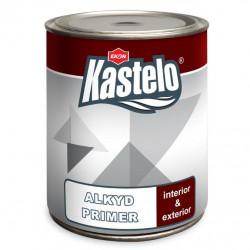 Грунд за метал Кастело червен 0,950кг