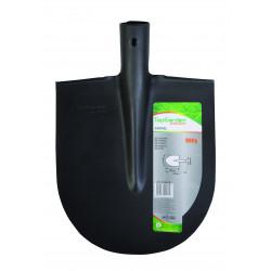 Овална лопата без дръжка Top Garden Premium 250 х 260 мм