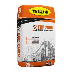 Гипсова мазилка X top 2000 / 25 кг