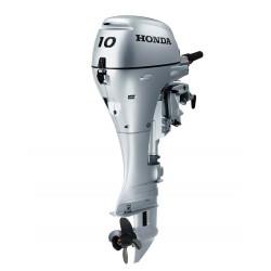 Двигател Honda 10 к.с. / къс ботуш / дръжка / 6А генератор