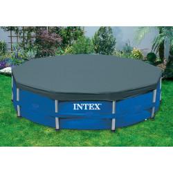 Покривало за басейн Intex Metal Frame 457 см
