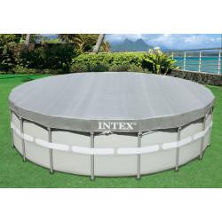 Покривало за басейн Intex Delux Metal Frame 549 см