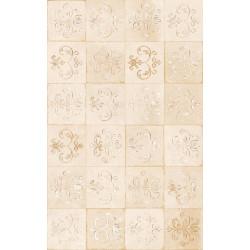 Стенни декоративни плочки IJ 250 x 400 Латина декор бежови