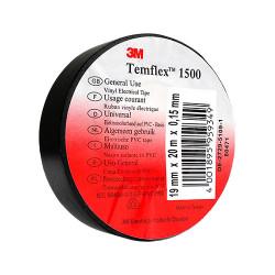 Изолирбанд 3М Temflex 1500 черен 10м/15мм