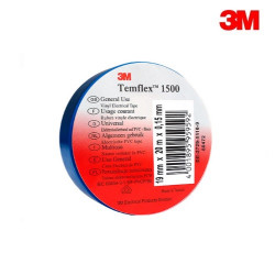 Изолирбанд 3М Temflex 1500 син 10м/15мм