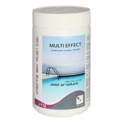Мултифункционални таблетки за басейн 200гр