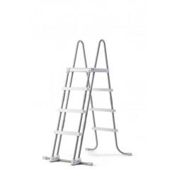 Стълба за басейн със сваляеми стъпала Intex 132см 28077