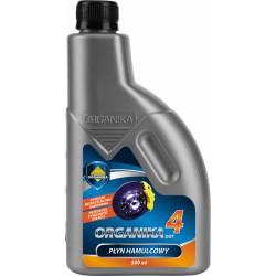 Спирачна течност  Organika Brake Fluid Dot 4