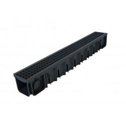 Канал Sell-Line 135х135х1000 с пластмасова решетка (PP)