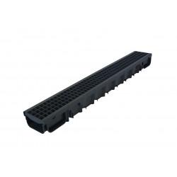 Канал Sell-Line 135 x50 x1000 с пластмасова решетка (PP)
