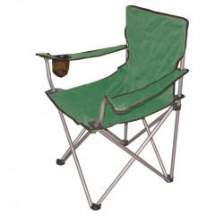 Сгъваем стол за къмпинг TLD042 зелен