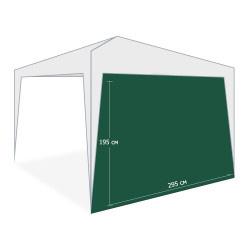 Страница за шатра TLC001-A зелена