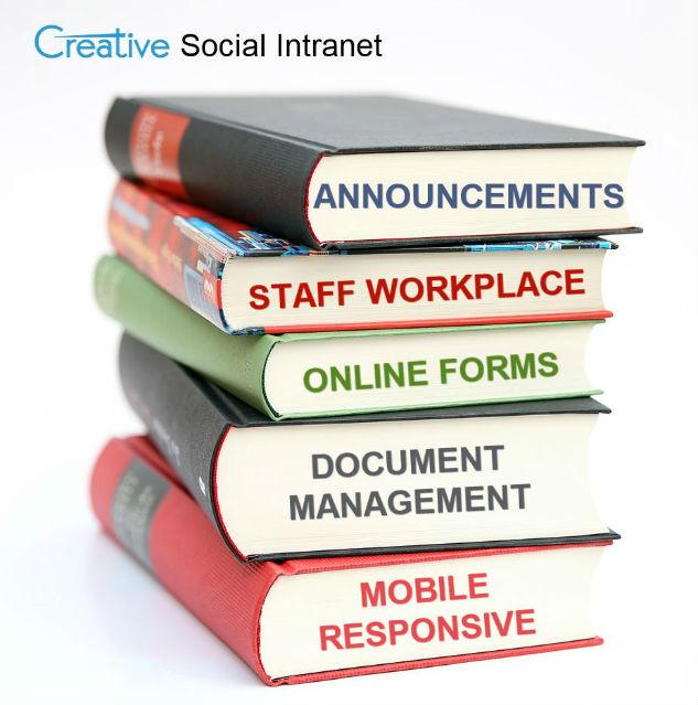 School Intranet Portal