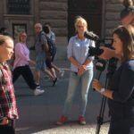 """Greta Thunberg: """"A Suécia não é um modelo a ser seguido"""""""
