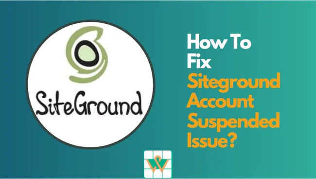 """Got SiteGround suspension email? Is your Siteground account suspended due to malware infection? In our guide, learn about various reasons for suspended siteground account & how to fix siteground web host suspended site issue.When your website is up and running then it is in the benefit of your business that the website is running smoothly even with the slow internet connectivity. On many websites you can view a message as"""" This site is temporarily unavailable"""" or If other web host suspended your site, you can check this guide. """"This account has been suspended"""" on your WordPress site hosted on a shared/dedicated hosting."""