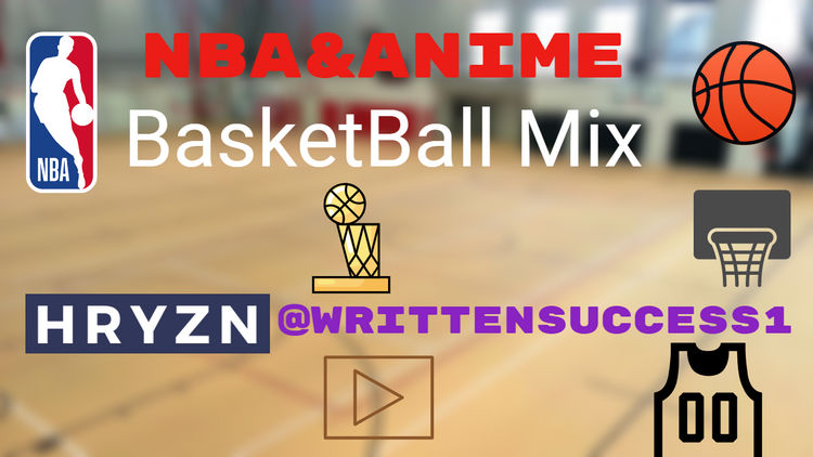 """For those who can't see the thumbnail on the video for the anime basketball mix. Thanks for watching the video and reading my other blog posts!Follow me on Hryzn!""""Growing Roots from the Ground Up!!""""#micropost"""