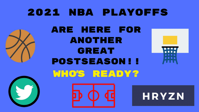 """The 2021 NBA Playoffs are here and ready to roll with exciting first round games, semi-final games and conference games with the finish being in the 2021 NBA Finals!! This playoffs, in my opinion would be great and interesting with all 16 sixteen teams playing in half-filled home and road crowds after a 72 game regular season. This Is Why They Play and We Watch!!! <a class=""""mention_tag"""" href=""""/explore/2021"""">#2021</a>"""
