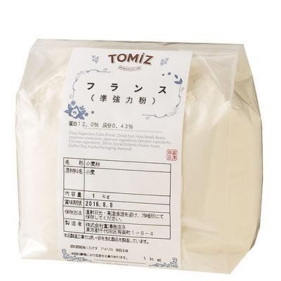 TOMIZ BAGUETTE FLOUR FRANCE 1KG  [Expires on:09/09/21]