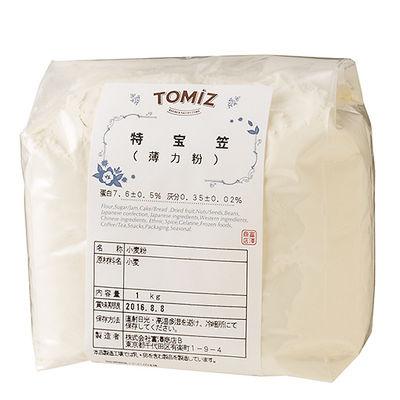 TOMIZ CAKE FLOUR (TOKUTAKARAGASA WHEAT) 1KG