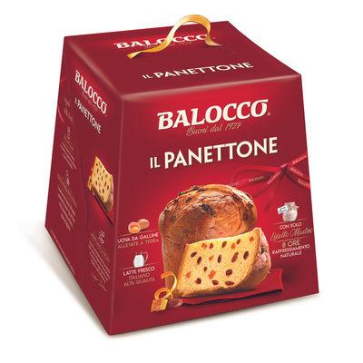 BALOCCO PANETTONE CLASSICO CAKES 500G