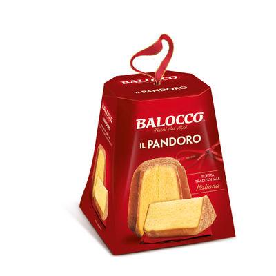 BALOCCO CAKES MINI PANDORO CAKES 80G